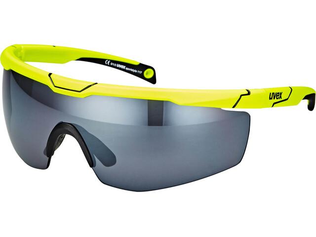 UVEX Sportstyle 117 Sportglasses yellow